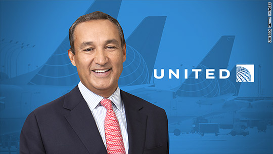 United Airlines President