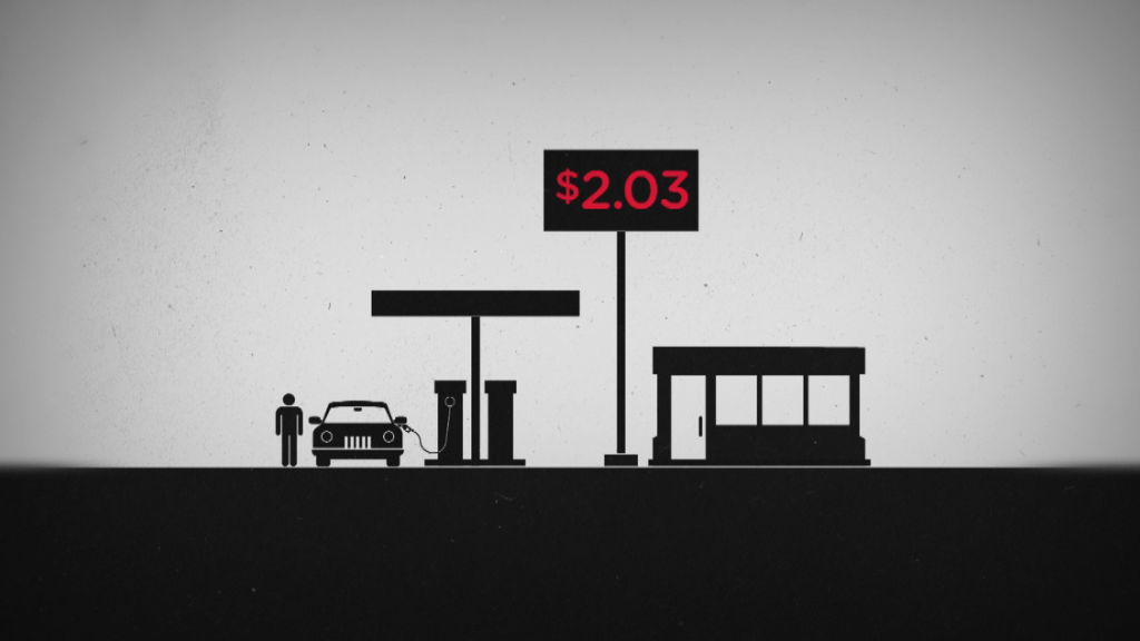 The story behind oil's plunge