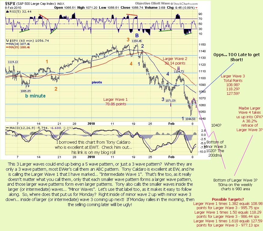 Tony-Caldaro-60-minute-SPY-chart-02-08-2010