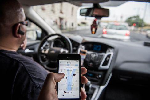 Uber in Hungary.