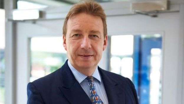 Chris Daly, chief executive, The Chartered Institute of Marketing