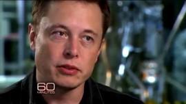 Elon Musk tears