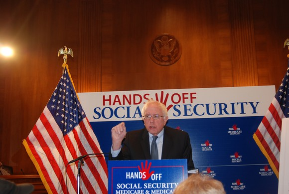 Bernie Sanders Ss