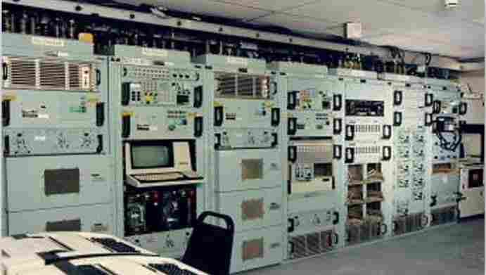 The Department of Defense Air Force Strategic Automated Command and Control System, as pictured in the Government Accountability Office report.