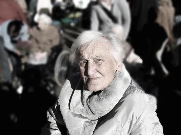 Old Woman Pixabay