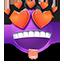 {violet}:love:
