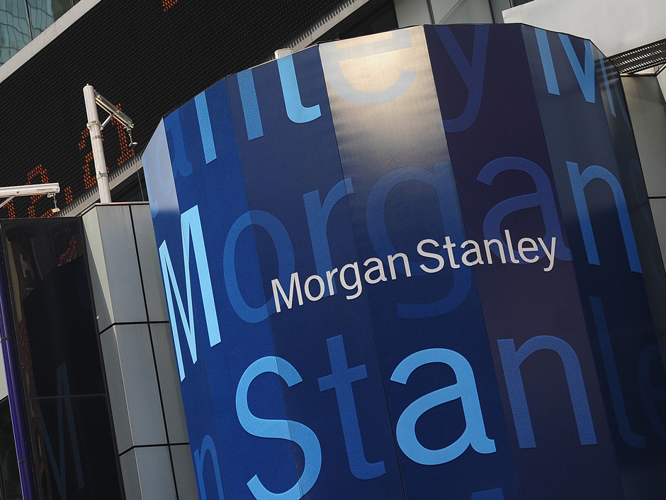 "Morgan Stanley: US stock slide was an ""appetizer"" with ""main course"
